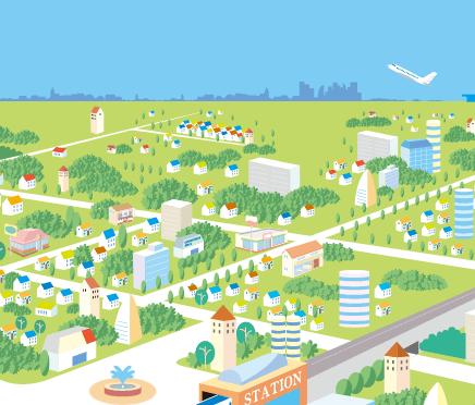 園内マップ|わんわんランド