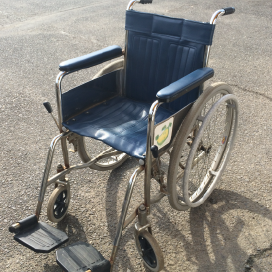 車椅子|つくばわんわんランド